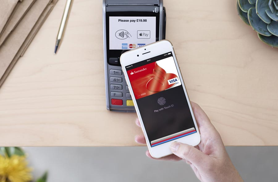 Apple Pay VK
