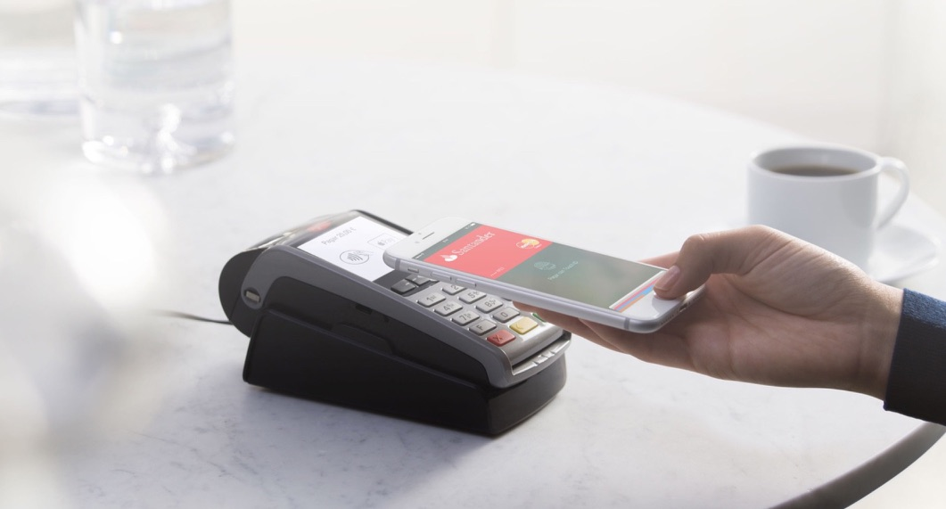 Apple Pay in Spanje