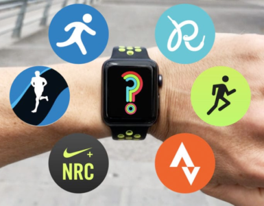 Beste hardloop-apps voor Apple Watch